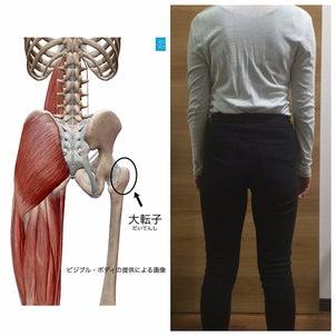 『骨盤の歪み?産後にズボンが入らない!』簡単エクササイズでお尻スッキリ!!の画像