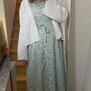 GUで買った服で春コーデ。の画像