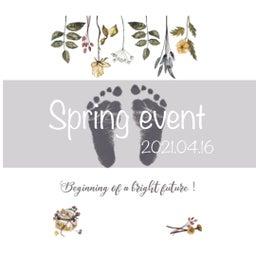 画像 【募集開始】春のイベントを開催します! の記事より 1つ目
