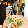 B&C5・6月号は、青いお豆の野菜~撮影も、無事終わりました☆の画像