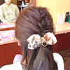 乾燥する春の髪の毛にヘナは相性バッチリです♡の画像