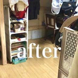 画像 【BEFORE】床にものを置いてしまう子供部屋がこんなにスッキリ!【AFTER】 の記事より 3つ目