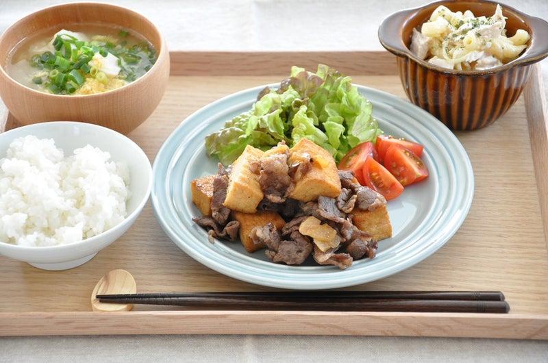 牛 こま レシピ