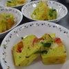 【栄養科】スパイス香る、野菜たっぷりパウンドケーキ♪の画像