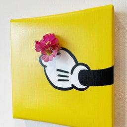 画像 花を飾ろう の記事より 1つ目