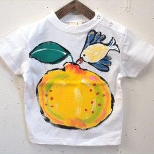 手描きTシャツ☆新柄の画像
