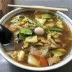 中華料理 珍満(栃木県矢板市) 広東ラーメンと今日は清掃デーと隠れ家の猫たち