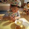3月の食育活動 カップケーキ作りの画像