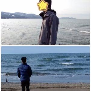 少し早めの海開き☆札幌市南区児童デイサービスキラリの画像