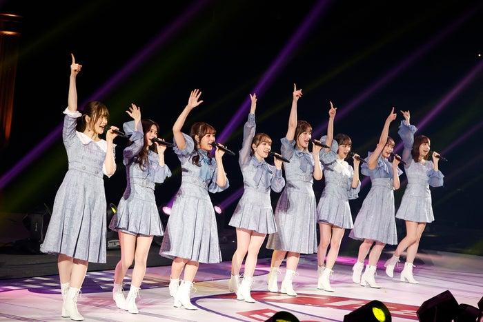 Live year 乃木坂 469th birthday 乃木坂46 1st~9thバスラ