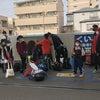 テニスアメニティ園田ジュニア合宿①の画像