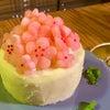 大根で満開の桜ポテサラケーキの画像