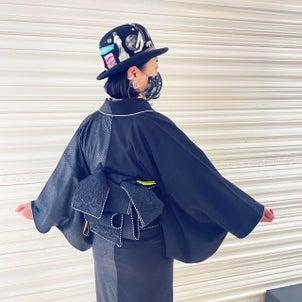 伊勢丹新宿店撫松庵 「わたしらしいキモノ」の画像