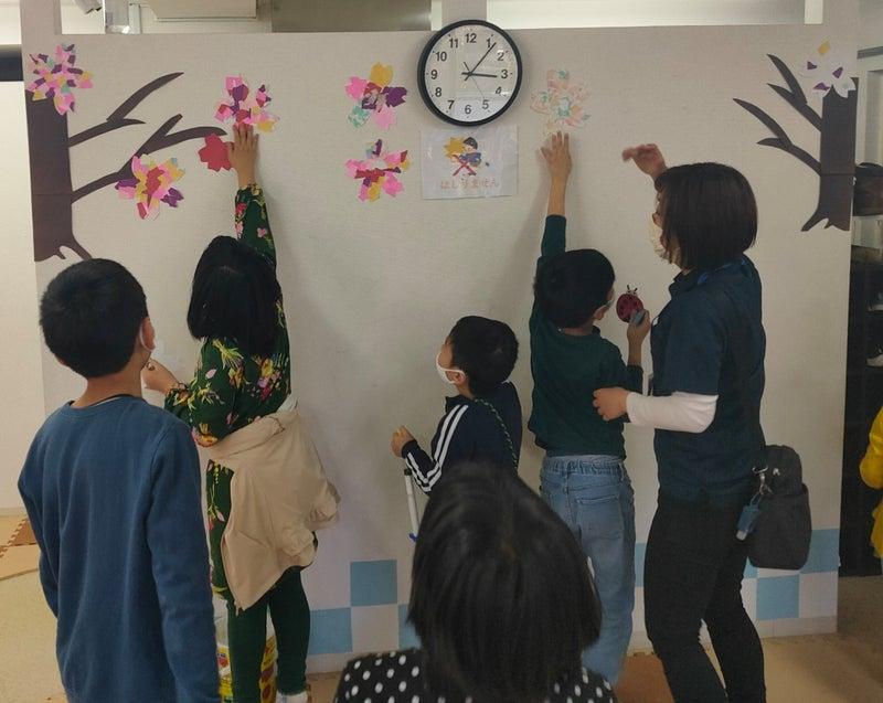 o1080086014918790573 - 3月23日(火) 壁面製作 ☆toiro鳥が丘☆