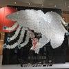 うめだ阪急のウインドーの画像
