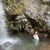 滝行水行も365日目を迎えましたの画像