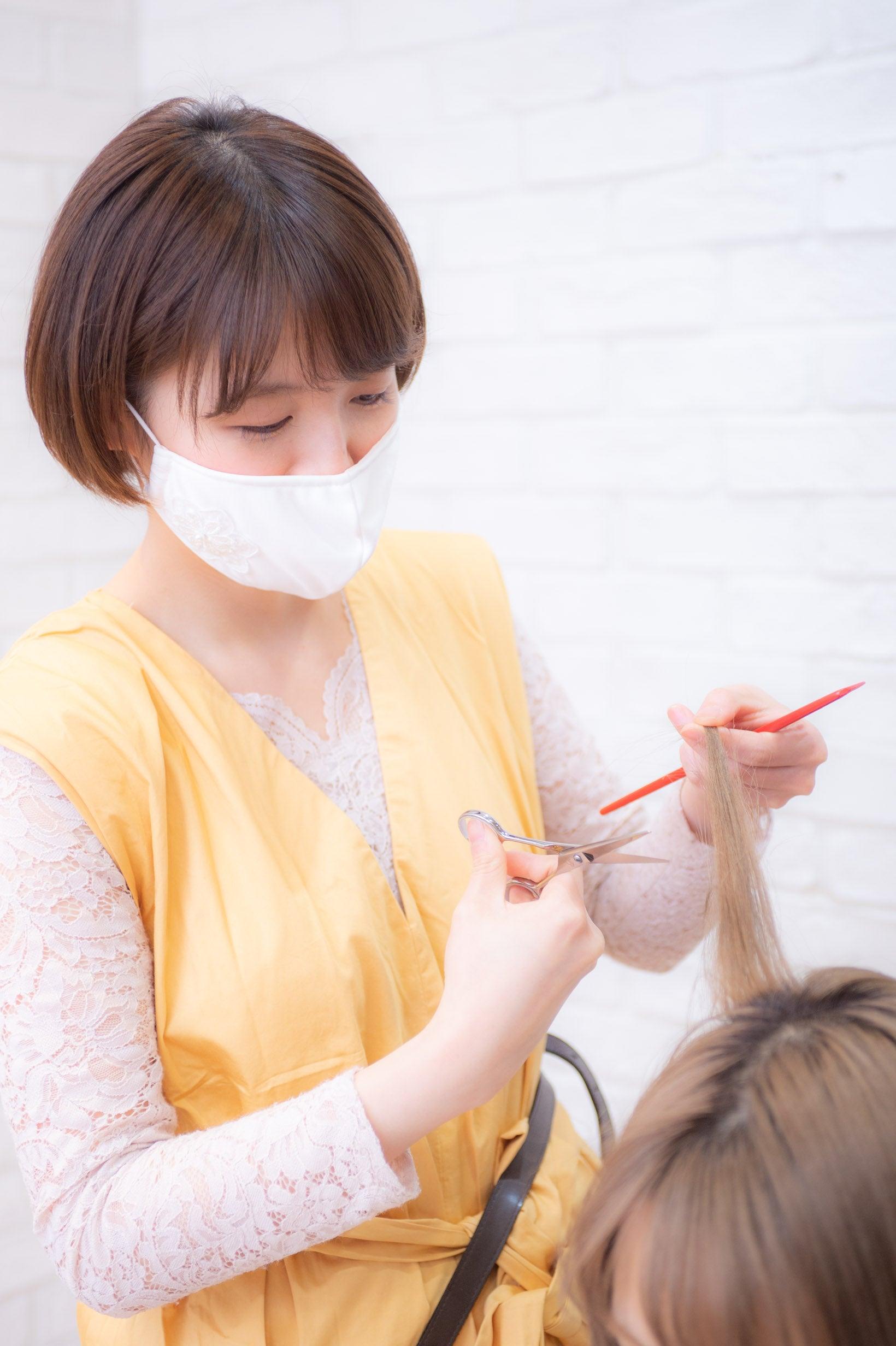 #fika恵比寿美容室インナーカラー