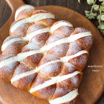 丸めの大切さ マリトッツォちぎりパン
