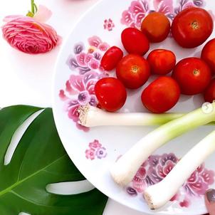 栄養たっぷり!にんにく葉レシピの画像