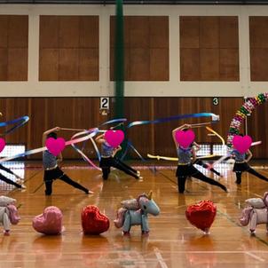 REBY'S新体操教室 2021年度春の教室案内の画像