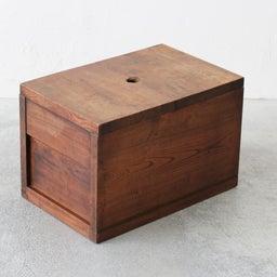 画像 厚みのあるケヤキ無垢材の米びつ(収納箱)のご紹介です。 の記事より 12つ目