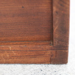 画像 厚みのあるケヤキ無垢材の米びつ(収納箱)のご紹介です。 の記事より 6つ目