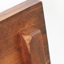 画像 厚みのあるケヤキ無垢材の米びつ(収納箱)のご紹介です。 の記事より 11つ目