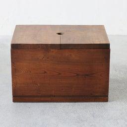 画像 厚みのあるケヤキ無垢材の米びつ(収納箱)のご紹介です。 の記事より 2つ目