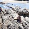 海辺にてサウンドヒーリングの画像