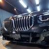 ミニのお後のビック/BMW X5 コーティング施工/桜の画像