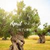 4月は新しい始まりに向けて準備の月の画像