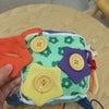 「ボタンをつけよう!」 児童発達支援事業所フォレストキッズ千種教室  名古屋市の画像
