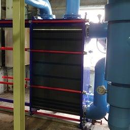 画像 超高効率熱交換器による空調、チラー(冷凍機)省エネ の記事より