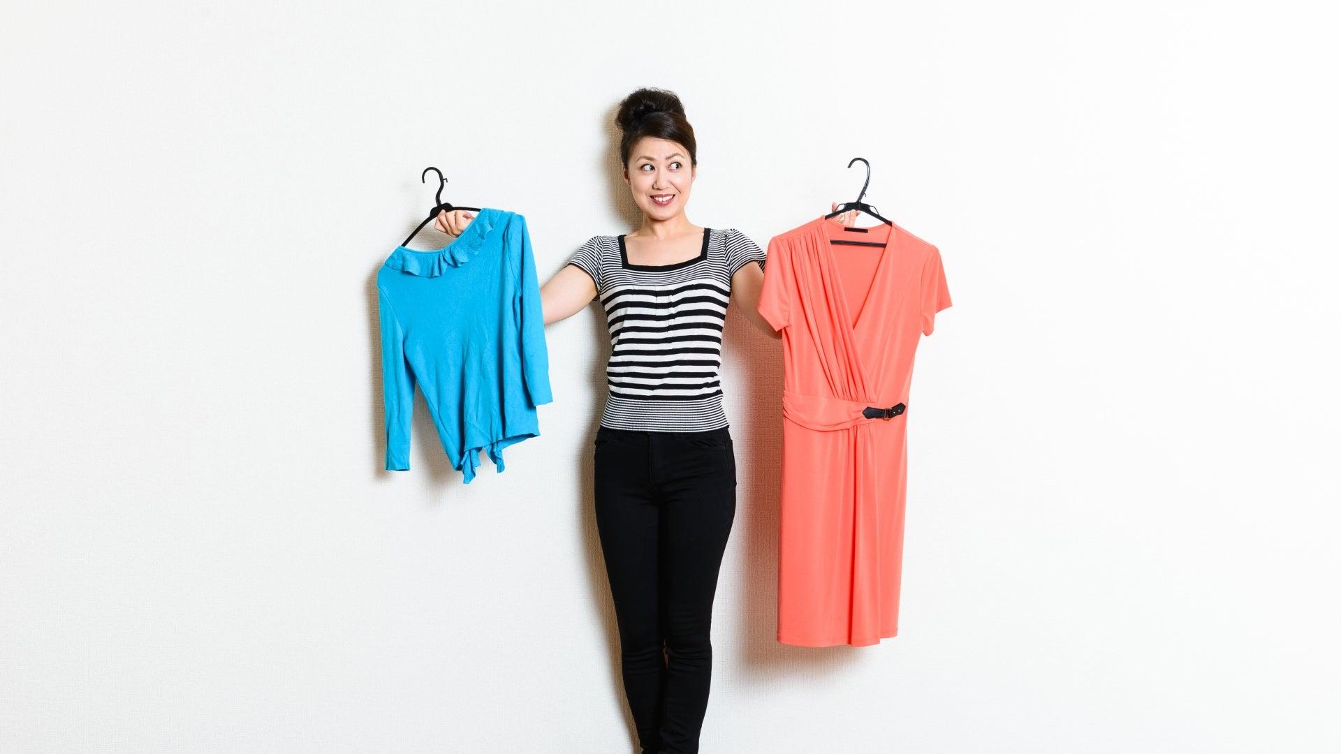 自分の好きな服とプロフィール用のコーデは異なる!