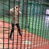 バッティングセンターの画像