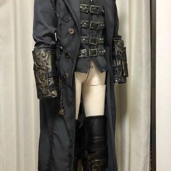 ブラッドボーン狩人装備のコスプレ衣装製作