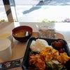 ホテル朝食 + なか卯 + サフランサフランの画像