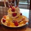パンケーキタワー♡の画像