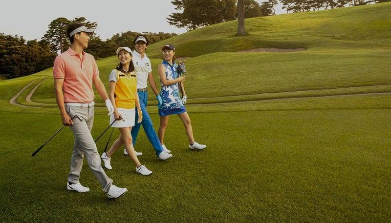 1 人 ゴルフ