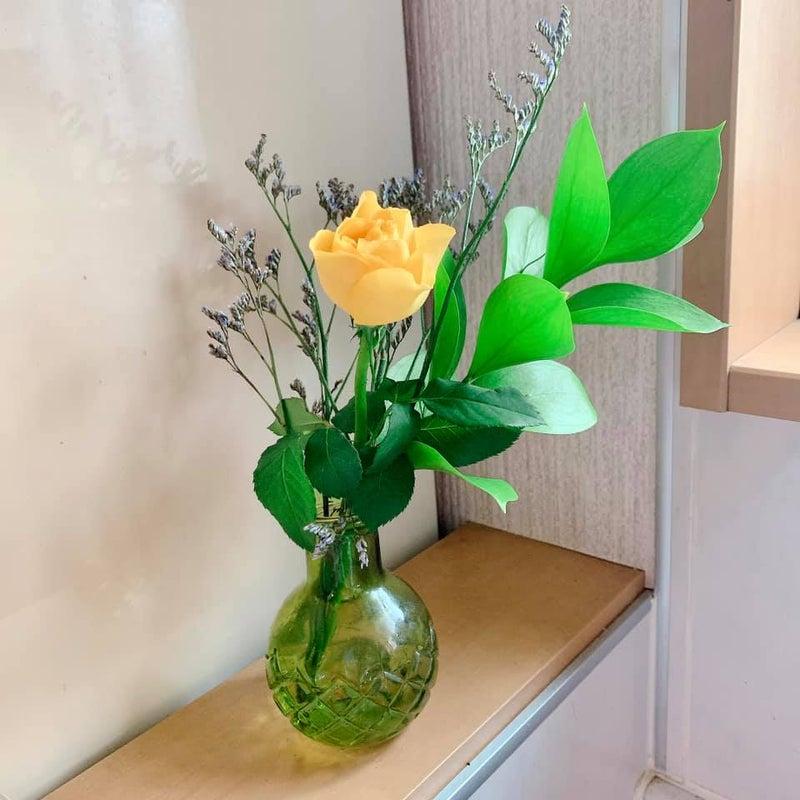 ときめきが続く、お花の定期便bloomee(ブルーミー)