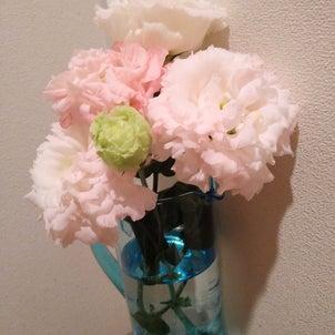 花を飾るの画像