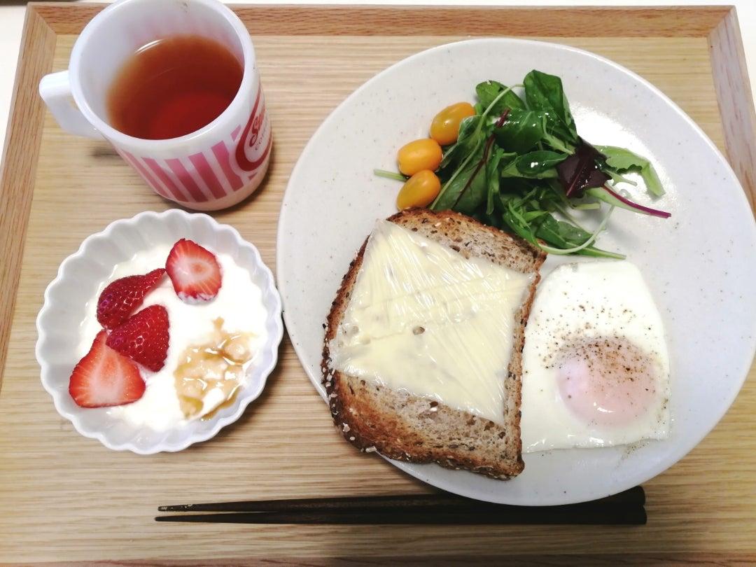 4/5 食事記録 間食タイミングの微調整