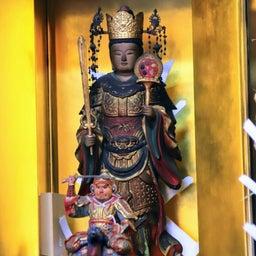 画像 【京都】只今春の特別拝観中‼️大本山妙顕寺塔頭「善行寺」でいただいたステキな【限定御朱印】 の記事より 7つ目