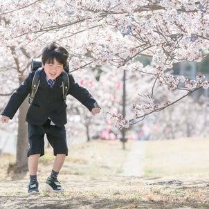 入園入学は写真撮るチャンス!の画像