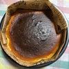 チーズケーキを焼きましたの画像