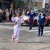 聖火リレーを応援してきました【オリンピックが無事開催されるようにお祈りしております】の画像