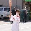 聖火ランナー当日‼️の画像
