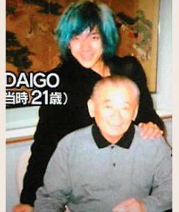 DaiGoの祖父は総理大臣!ほっこり家族秘話も