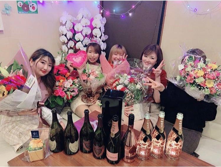 お祝いありがとうございます!
