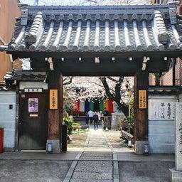 画像 【京都】桜の穴場スポット‼️桜寺「墨染寺」でいただいたステキな【限定御朱印】 の記事より 5つ目